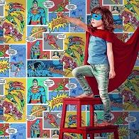 Comics & More Ταπετσαρίες Τοίχου