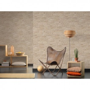 AS Creation Best Of Wood'n Stone Non Woven, Vinyl Ταπετσαρία Τοίχου