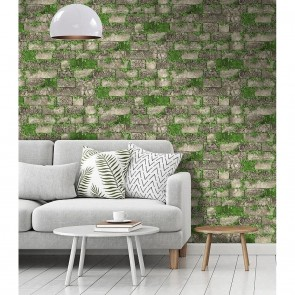 All Around Deco Reflections Non Woven,Vinyl Ταπετσαρία Τοίχου