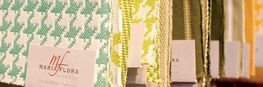 Maria Flora Fabrics