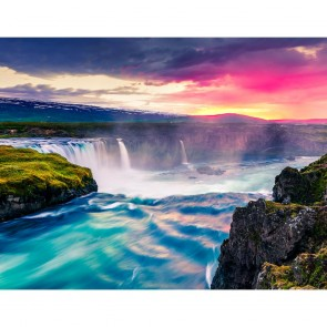 Photomural Waterfall Consalnet - Studio360 13024VE