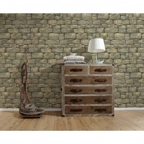 Stone Wallpaper, AS Creation Best of Wood 'n Stone 2 - Studio360 307221