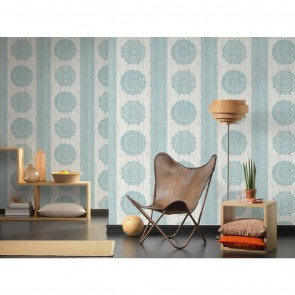 Living Walls Boho Love Non Woven, Vinyl Wallpaper