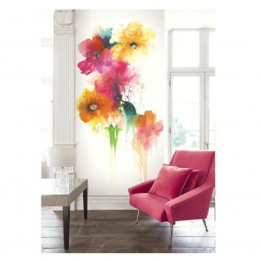 Luxurious Décor Romance Non Woven Photomural