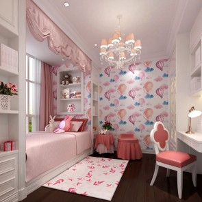 Luxurious Décor Hello Life Non Woven, Textile Wallpaper