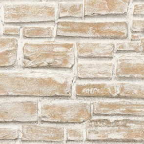 Bricks Wallpaper, AS Creation Decora Natur 4 - Studio360 662125