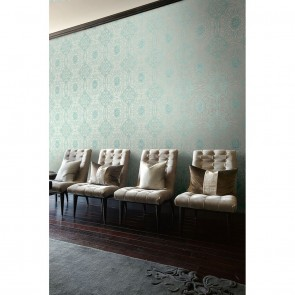 Luxurious Décor Whitehall Wallpaper