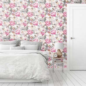 Floral City Wallpaper, All Around Deco Amazonia – Studio360 AM2911