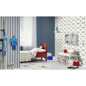 Stripes Wallpaper, Rasch Bambino 18 - Studio360 BB246049
