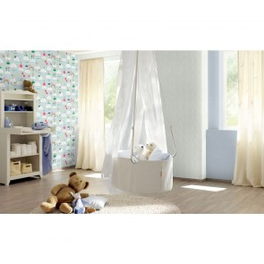 Uni Wallpaper, Rasch Bambino 18 - Studio360 BB247442