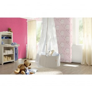 Uni Wallpaper, Rasch Bambino 18 - Studio360 BB247466