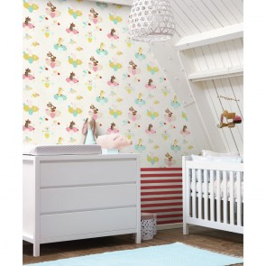 Animals Wallpaper, Rasch Bambino 18 - Studio360 BB249064