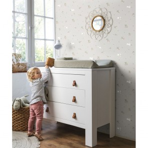 Rabbits Wallpaper, Rasch Bambino 18 - Studio360 BB249248