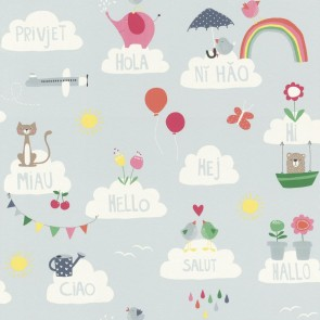 Kids Wallpaper, Rasch Bambino 18 - Studio360 BB249439