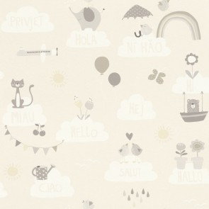 Kids Wallpaper, Rasch Bambino 18 - Studio360 BB249446