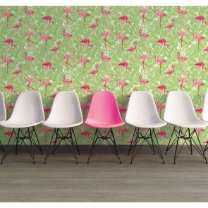Flamingo Wallpaper, AS Creation Boys & Girls 6 - Studio360 BG359802