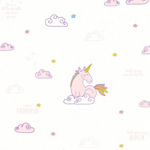 Unicorn Wallpaper, AS Creation Boys & Girls 6 - Studio360 BG361581