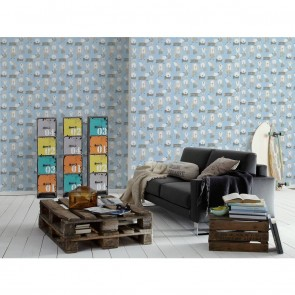 Animals Wallpaper, AS Creation Boys & Girls 6 - Studio360 BG367551