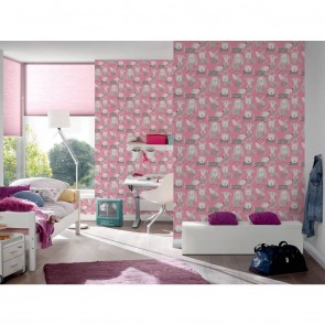 Animals Wallpaper, AS Creation Boys & Girls 6 - Studio360 BG367552