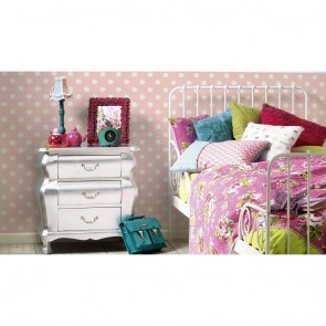 Dotted Wallpaper, AS Creation Boys & Girls 6 - Studio360 BG369343