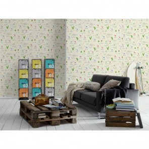 Animals Wallpaper, AS Creation Boys & Girls 6 - Studio360 BG369851