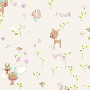 Animals Wallpaper, AS Creation Boys & Girls 6 - Studio360 BG369881