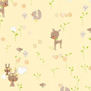 Animals Wallpaper, AS Creation Boys & Girls 6 - Studio360 BG369882