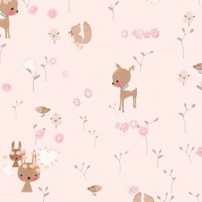 Animals Wallpaper, AS Creation Boys & Girls 6 - Studio360 BG369883