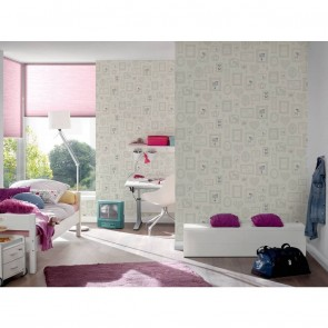 Frames Wallpaper, AS Creation Boys & Girls 6 - Studio360 BG369911