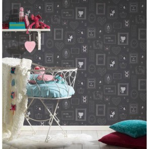 Frames Wallpaper, AS Creation Boys & Girls 6 - Studio360 BG369913