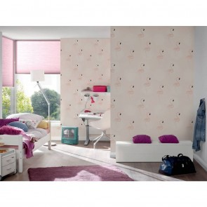 Flamingo Wallpaper, AS Creation Boys & Girls 6 - Studio360 BG369983