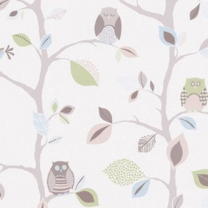 Owl Wallpaper, AS Creation Boys & Girls 6 - Studio360 BG856333