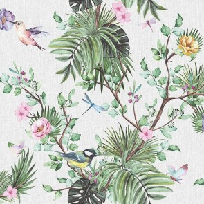 Nature Animals Wallpaper, All Around Deco Caribbean - Studio360 - CR1-0501