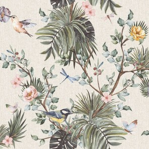 Nature Animals Wallpaper, All Around Deco Caribbean - Studio360 - CR2-0501