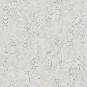 Mosaic Wallpaper, All Around Deco Caribbean - Studio360 - CR4-3501