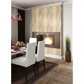 York Wallcoverings Natural Elements Vinyl Pre-pasted Wallpaper