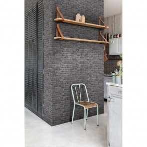 Bricks Wallpaper, Grandeco Exposure - Studio360 EP2303