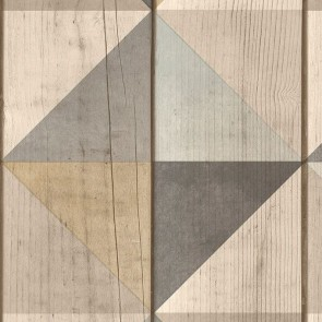 Geometric Shapes Wallpaper, Grandeco Exposure - Studio360 EP3101