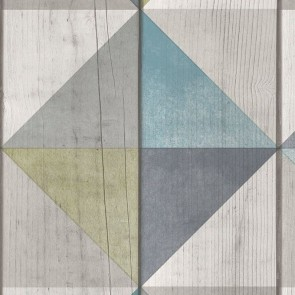 Geometric Shapes Wallpaper, Grandeco Exposure - Studio360 EP3102