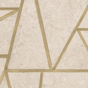 Geometric Shapes Wallpaper, Grandeco Exposure - Studio360 EP3702