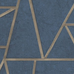 Geometric Shapes Wallpaper, Grandeco Exposure - Studio360 EP3704