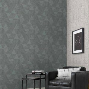 Tiles Wallpaper, Grandeco Infinity - Studio360 IF3102