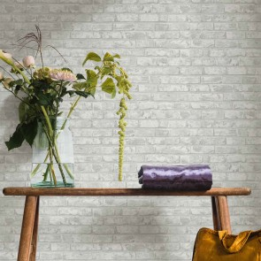 Bricks Wallpaper, Grandeco Infinity - Studio360 IF3302