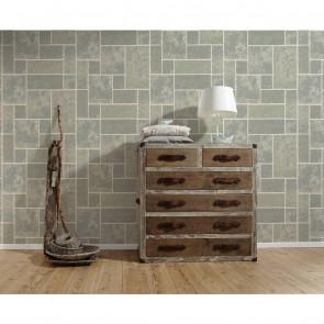 Tiles Wallpaper, AS Creation Il Decoro - Studio360 IL347792