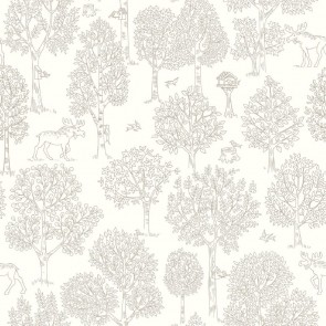 Grandeco Jack 'n Rose Junior Non Woven Vinyl Wallpaper