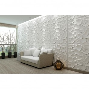 All Around Deco 3D Art Paintable Panel