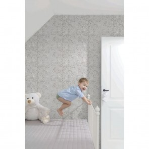 Kids Natur Wallpaper, Grandeco Jack 'n Rose - Studio360 LL-06-11-6