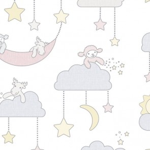 Kids Theme Wallpaper, Grandeco Jack 'n Rose - Studio360 LL3004