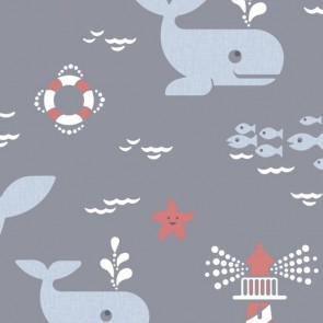 Kids Theme Wallpaper, Grandeco Jack 'n Rose - Studio360 LL3207