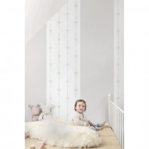 Stripes Wallpaper, Grandeco Jack 'n Rose - Studio360 LL4011